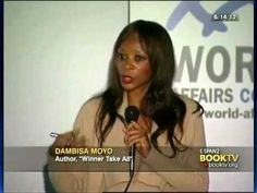 Dambisa Moyo Winner Take All Pdf