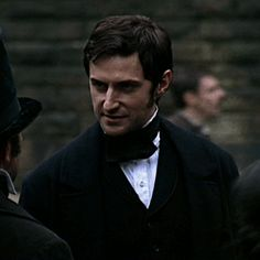 john thornton North and South Elizabeth Gaskell, Good Old Movies, John Thornton, Bbc Drama, Look Back At Me, Dragon's Lair, Gif Photo, World Of Books, North South