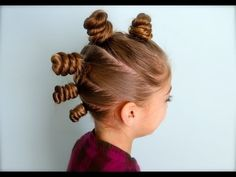 Hairstyles For Long Hair Cgh : Hair Day, Crazy Hair Day, Girl Hairstyles, Girls Hairstyles, Hair ...