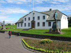 residencia de primer ministro de Islandia