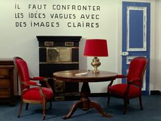 """from """"La Chinoise"""" by Jean-Luc Godard"""