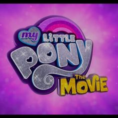 In My Little Pony a new dark force threatens Ponyville and the Mane 6  Twilight Sparkle Applejack Rainbow Dash Pinkie Pie Fluttershy and Rarity  embark on an unforgettable journey beyond Equestria where they meet new friends and exciting challenges on a quest to use the magic of friendship and save their home.  The film will be released in theaters on October 6 2017.  #mylittlepony #mylittleponymovie  https://youtu.be/vvbowl8_k4Y