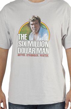 6933549c4ae 61 Best Six Million Dollar Man images
