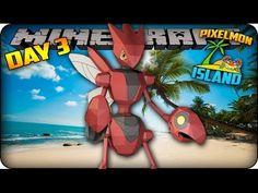 Minecraft - Pixelmon Island 2.0 - SEASON 2  #3  'PIXELMON TACTICS'