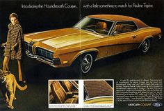 1970 Mercury Houndstooth Cougar | Flickr - Photo Sharing!