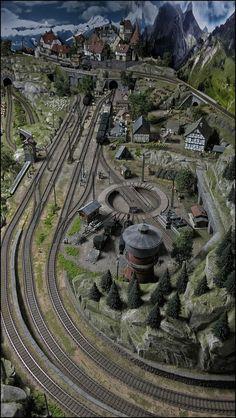 Burghausen Bahn