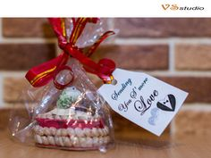 Gift Tag Printable  INSTANT Digital Download Thank You by VSstudio