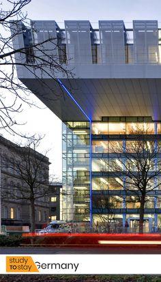 RWTH Aachen входит в TU 9 (ассоциацию 9-ти лучших технических университетов Германии), в IDEA League (ассоциацию 5-ти ведущих вузов Европы), а также в Top Industrial Managers for Europe.  Среди специальностей Университета особо престижными считаются архитектура, машиностроение, электротехника и IT.  #германия #европа #университет #университеты #вуз #лучшиевузы #образование #высшееобразование #ахен #RWTH #RWTHAachen Multi Story Building, Germany, Deutsch