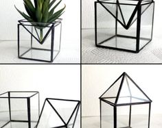 Coloridos vitrales 3D Spinner por LAGlass en Etsy