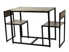 ZESTAW stołowy STÓŁ 2 krzesła KOMPLET nowoczesny