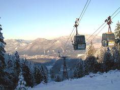 Lyžiarske stredisko Ružomberok – Malinô Brdo Ski & Bike leží pri meste Ružomberok v regióne Liptov, na úpätí pohoria Veľká Fatra