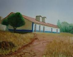 Resultado de imagem para pinturas de monte alentejano