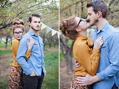 i love these engagements!