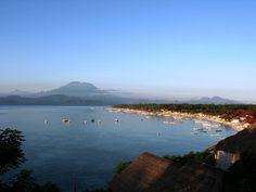 The view of Nusa Lembongan  www.batukaranglembongan.com