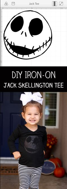 DIY Jack Skellington