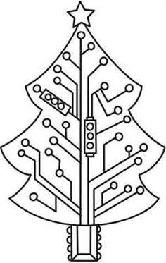 Circuit Christmas Tree_image
