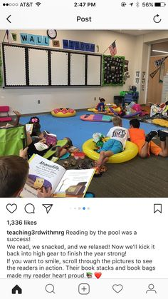 """There isn't anything wrong w/ the seating arrangement, but what I find funny is the """"Wall of Wisdom"""" is a totally blank space! White Dining Room Chairs, Dining Room Chair Cushions, Half Shaved Hair, Beach Chair With Canopy, Reading Themes, Spring School, Classroom Organization, Classroom Ideas, Chairs For Sale"""