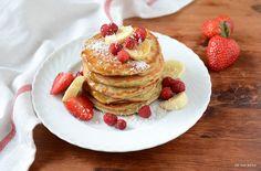 Ab oVo...: Pancakes di banana e avena