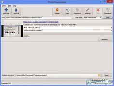 TVideoDownloader : un logiciel gratuit pour télécharger les vidéos du web
