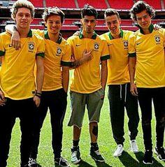 1D IN BRASIL!