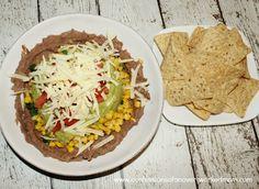 Healthy Mexican Dip