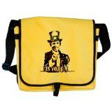 """Uncle Obama """"Yes You Can"""" Messenger Bag (Apparel)By 09 President Product"""