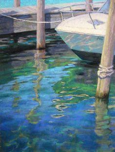 All | Watercolor & Pastel Paintings For Sale - Original Art by Jill Stefani Wagner - Part 4