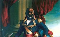 Toussaint LOuverture: Click the image to read my post and find the Amazon link for the book