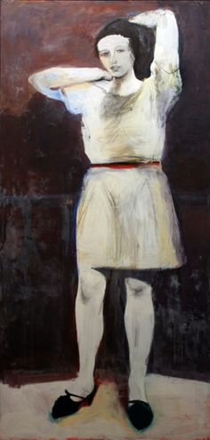 Elmer Bischoff: Figurative Paintings - Exhibitions - George Adams Gallery