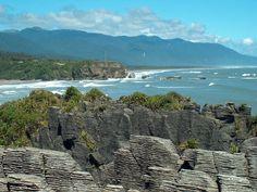Pancake Rocks, west coast of NZ Pancake, West Coast, Rocks, Water, Photography, Outdoor, Gripe Water, Outdoors, Photograph
