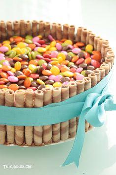 Tort urodzinowy dla pięciolatki - http://www.mytaste.pl/r/tort-urodzinowy-dla-pi%C4%99ciolatki-7193122.html