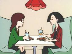 They say friends who pizza together, stay together... Okay, maybe that's just what Daria says.