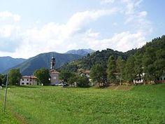 Beautiful Village and Lake