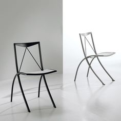 The most beautiful folding chair.