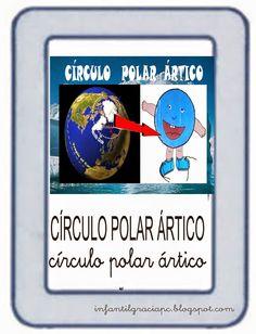 INFANTIL de GRACIA: TARJETAS DE VOCABULARIO  DEL POLO NORTE