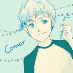 Conner - such a great piece of fanart! One of my favorites. The Land Of Stories, Book Series, Good Books, Fan Art, Chris Colfer, Art, Great Books