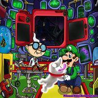 Luigi's Mansion: Dark Moon- The new member by Princesa-Daisy