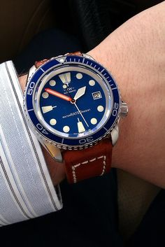 This is a great mod for a diver that is used as a diver. Seiko SKX007 mod #2