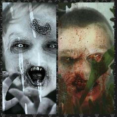 Lucius and Dominic Zombies