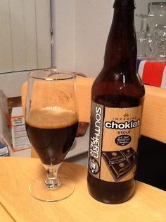 Choklat - Southern Tier Brewing. GAWD this is good.