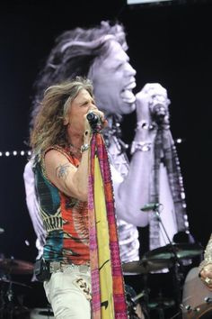 6.19.12 Cleveland, OH Quicken Loans Arena. The most awesome night of my life! My first Aerosmith concert!!
