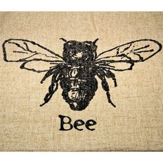 Blithe and Bonny 'Bee' Dish Towels - Polyvore