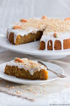 Carrot cake, the best ♥ Breakfast Dessert, Eat Dessert First, Baking Recipes, Cake Recipes, Savoury Baking, Carrot Cake, No Bake Desserts, No Bake Cake, Cake Cookies