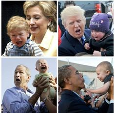 lol of course kids hate Babies hate Donald Trump. Funny Shit, Funny Cute, The Funny, Funny Relatable Memes, Funny Posts, Hilarious Memes, Thats The Way, Faith In Humanity, Just For Laughs