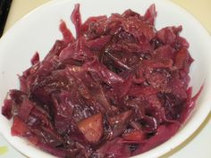 Slow Cooker Red Cabbage and Apples is a twist on a traditional German side dish.   At least, hat's what a German octogenarian told me.  This recipe is our attempt to recreate the dish for her…