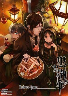 Kuroshitsuji - Black Butler #Anime #Manga