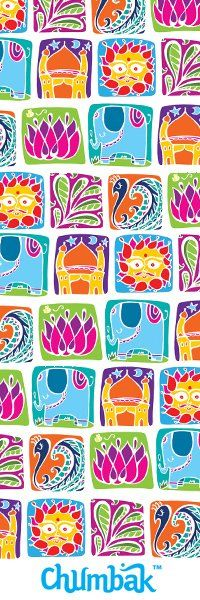 Chumbak traditional illustrations   Chumbak, the incredibly interpreted 'India' merchandise that will delight you with its staggering variety of choice, is the brain child of Shubhra Chadda an avid tr (Bottle Sketch Paper)
