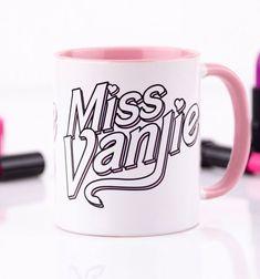 RuPaul's Drag Race Miss Vanjie Coloured Handle Mug Rupaul Quotes, Drag Racing Quotes, Best Drag Queens, Drag Queen Merch, Miele Coffee Machine, Black Rock Coffee, Coffee Facts, The Vivienne, Rupaul Drag