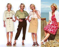 Clothing for mature women | Women Fashion & Style 2011-2012