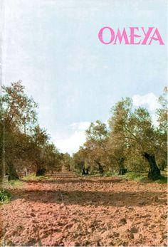 Portada de la revista Omeya, número 14
